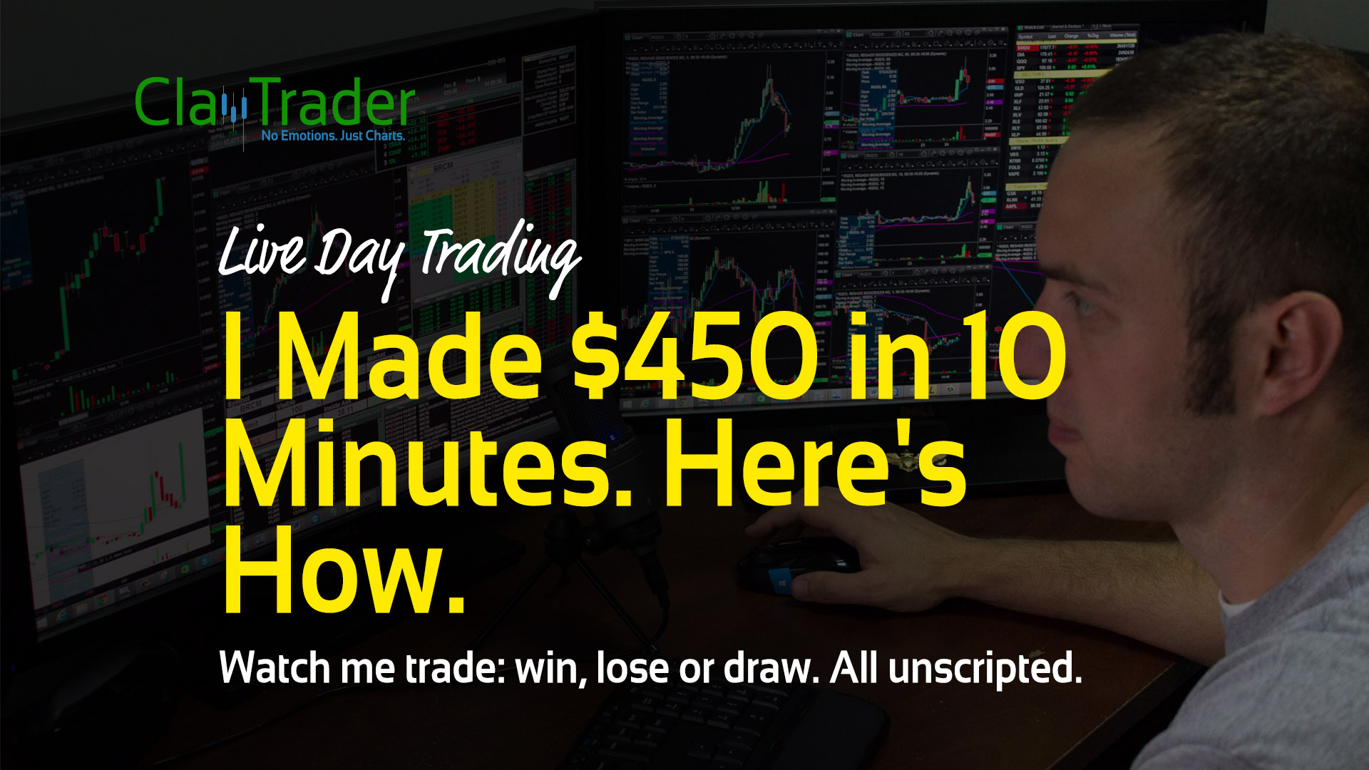 I Made $450 in 10 Minutes. Here's How.