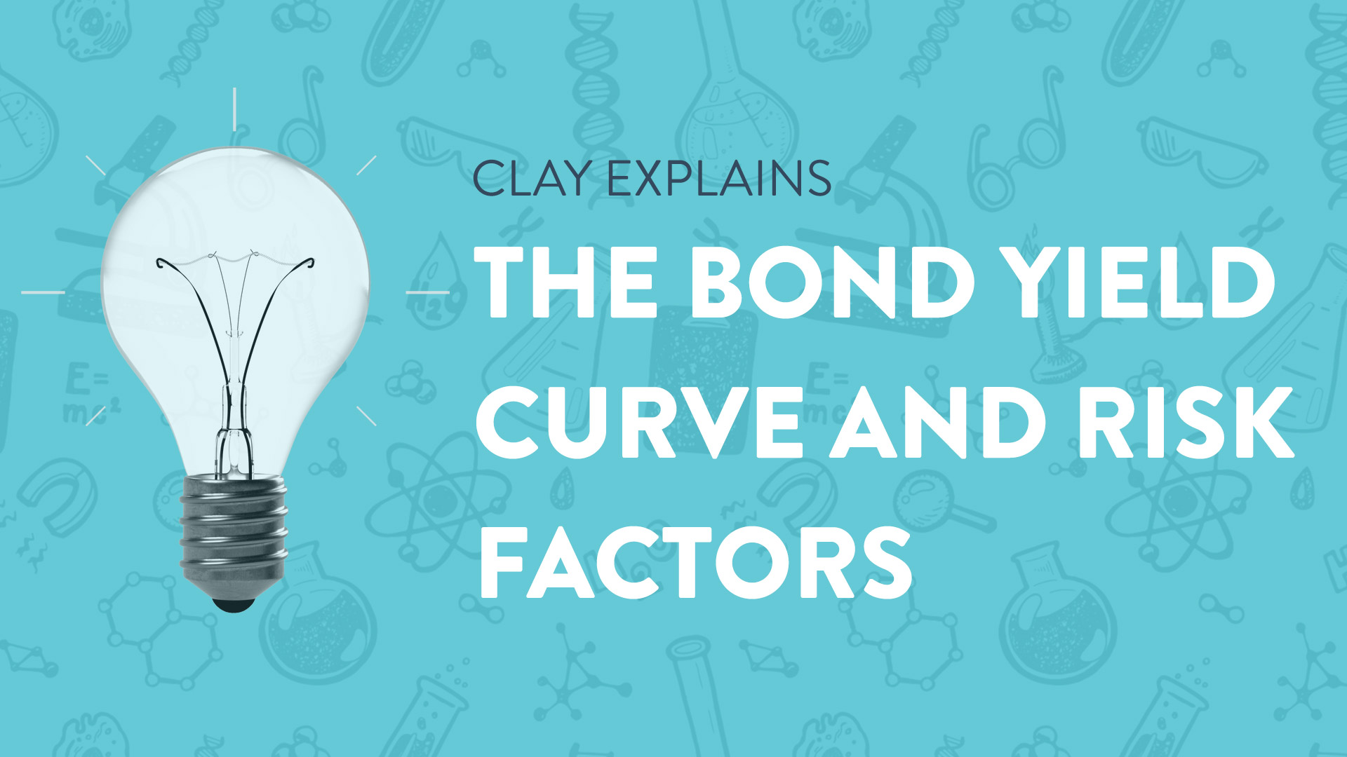 The Bond Yield Curve and Risk Factors