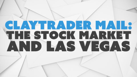 The Stock Market and Las Vegas