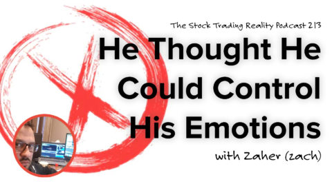 STR 213: He Thought He Could Control His Emotions