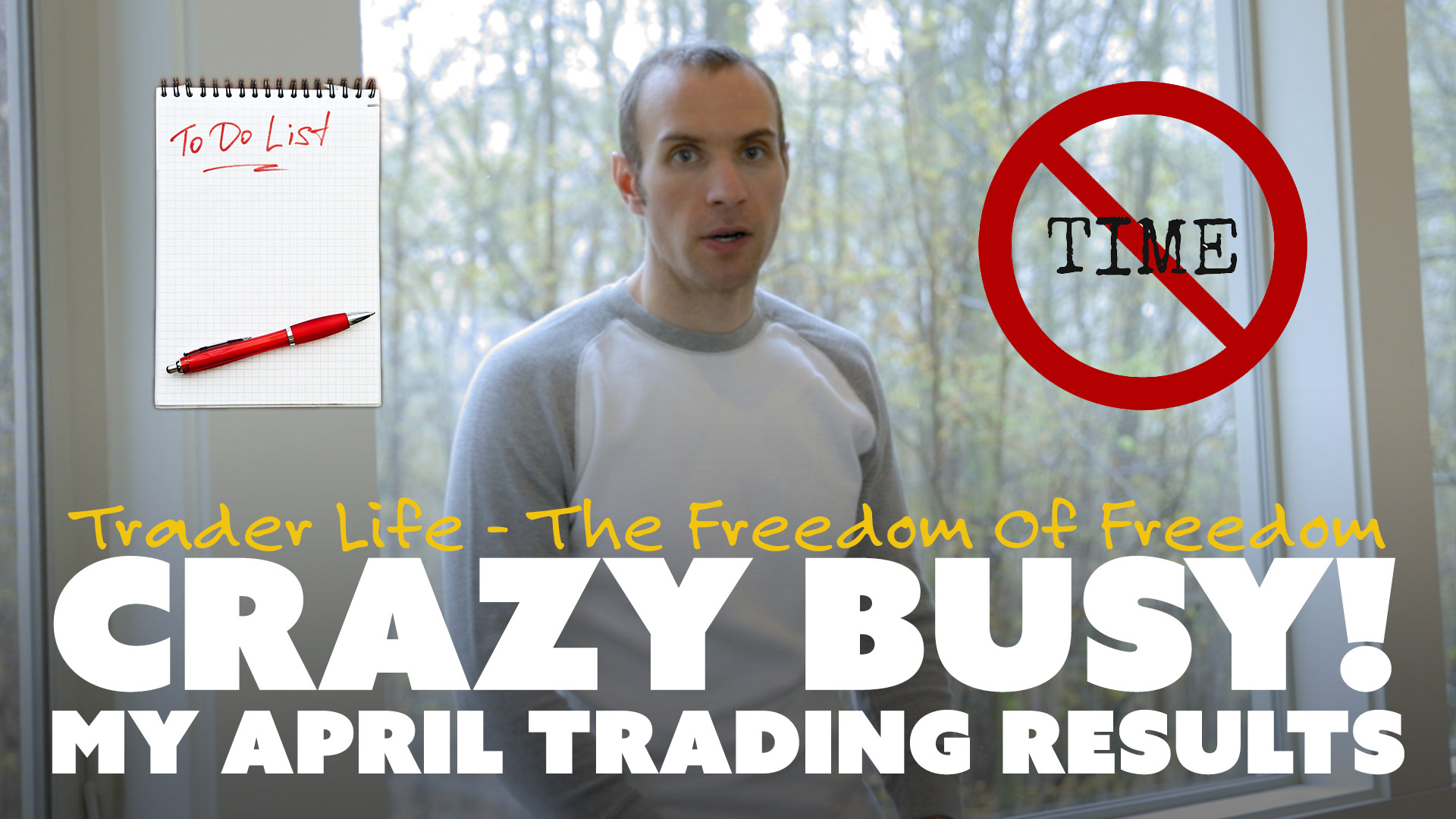 Crazy Busy! My April Trading Results.