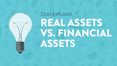 Real Assets Vs. Financial Assets