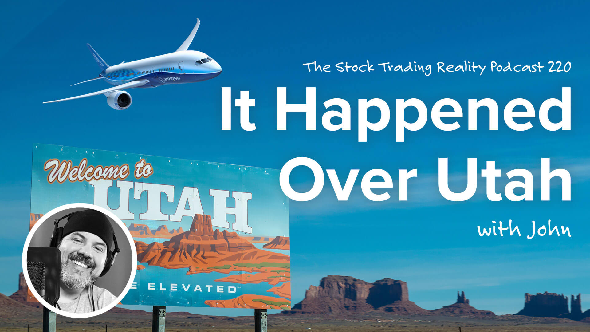 It Happened Over Utah