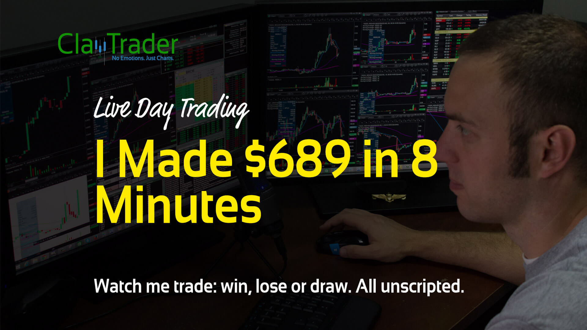 I Made $689 in 8 Minutes