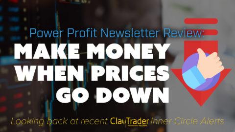 Make Money When Prices Go Down