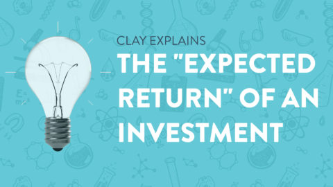 """The """"Expected Return"""" of An Investment"""