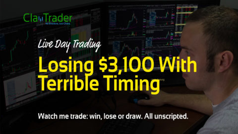 Losing $3,100 With Terrible Timing