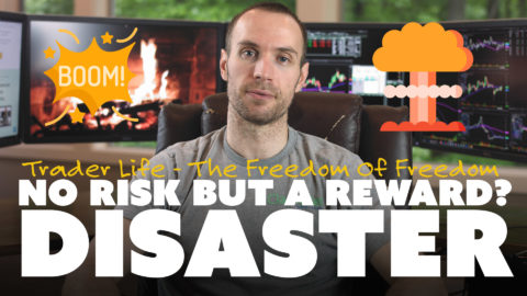 No Risk But A Reward? Disaster