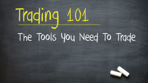 The Tools You Need To Trade
