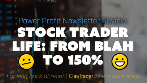 Stock Trader Life: From Blah To 150%