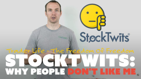 StockTwits: Why People Don't Like Me
