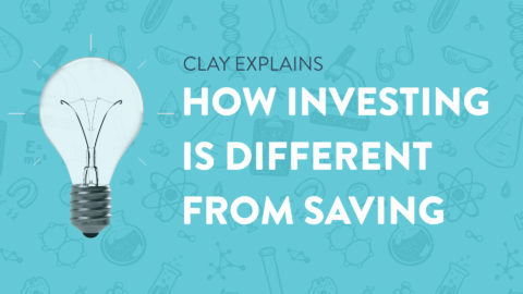 How Investing is Different From Saving