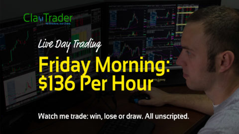 Friday Morning: $136 Per Hour