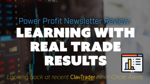 Learning With Real Trade Results