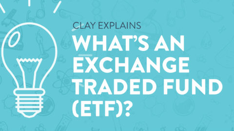 What's an Exchange Traded Fund (ETF)?