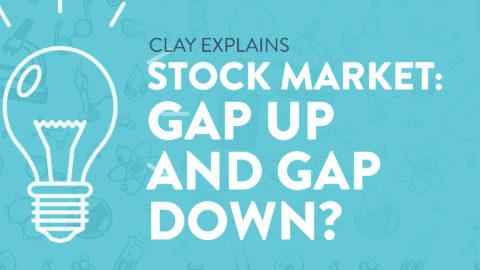Stock Market: Gap Up and Gap Down?