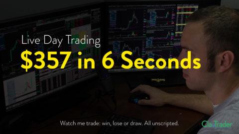 $357 in 6 Seconds