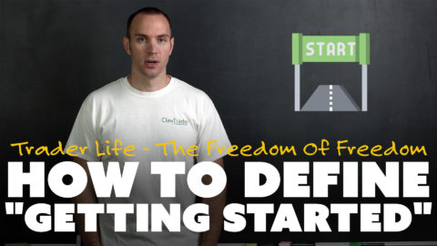 "How To Define ""Getting Started"""
