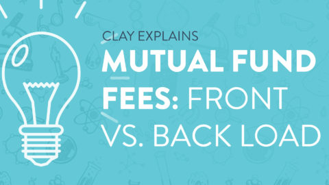 Mutual Fund Fees: Front vs. Back Load