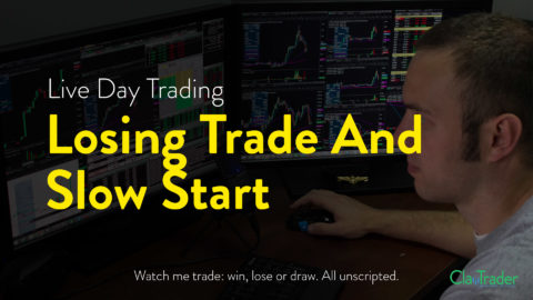 Losing Trade And Slow Start