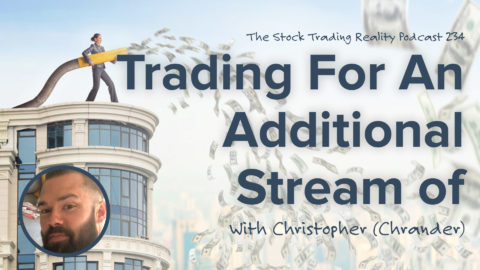 Trading For An Additional Stream of Income