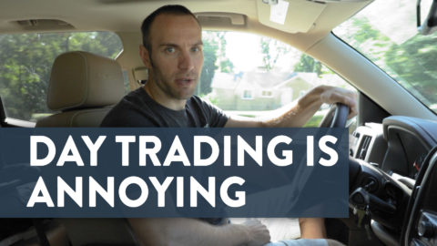 Day Trader Life | Sometimes Day Trading Is Just Annoying (Here's How)