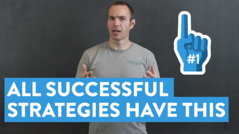 Trading For Beginners | All Successful Trading Strategies Have This In Common
