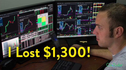 [LIVE] Day Trading | I Lost $1,300! (Day Trader Truth: Loses Happen)