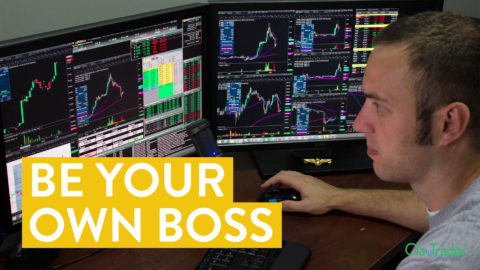 [LIVE] Day Trading | How to Make $350 in 30 Minutes (Be Your Own Boss)
