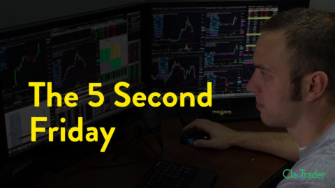 [LIVE] Day Trading | The 5 Second Friday (How I Made $250 in Seconds)