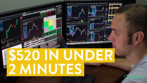 [LIVE] Day Trading | How I Made $520 in Under 2 Minutes (Not Clickbait)