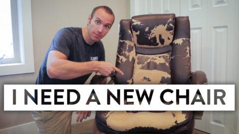 Day Trading Setup | Office Chair Upgrade (Half Off Herman Miller Embody)