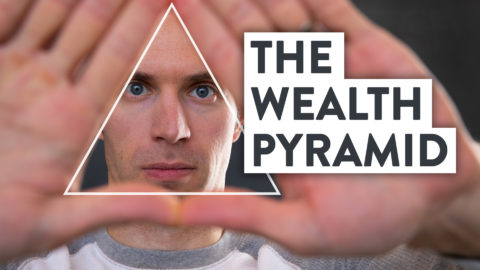How to Become A Millionaire: The Wealth Pyramid