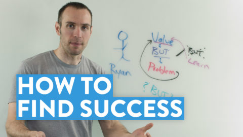"""How to Find Success: Crush """"The BUT"""""""