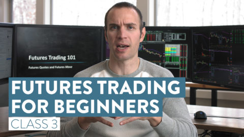 How To Trade Futures For Beginners | The Basics of Futures Trading [Class 3]