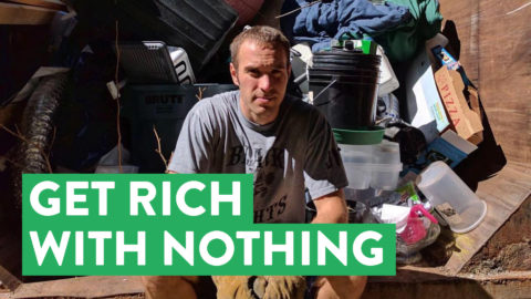 Side Hustle Ideas   How I'd Start If I Had $0 (Broke to Rich)