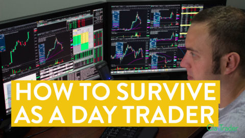[LIVE] Day Trading   How to Survive as a Day Trader (These Days Happen...)