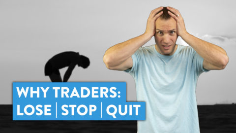 Why Day Traders Lose Money, Stop Trading... and Quit