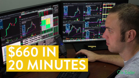 [LIVE] Day Trading   $660 in 20 Minutes