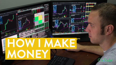 [LIVE] Day Trading   $2,500 in 5 Minutes (How I Make Money)