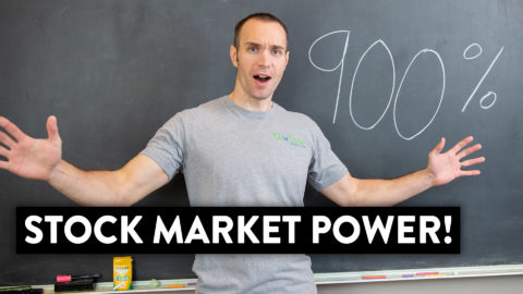 Stock Market Power! Turning $100 into $900 (Here's How...)