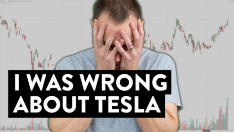 Day Trader Life | I Was Wrong About Tesla...