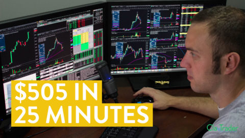 [LIVE] Day Trading | $505 in 25 Minutes