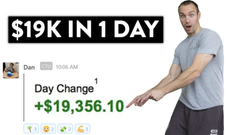 Making Money Online | Dan Made $19,000 in 1 Day (Here's How)