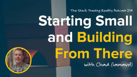 STR 254: Starting Small and Building From There