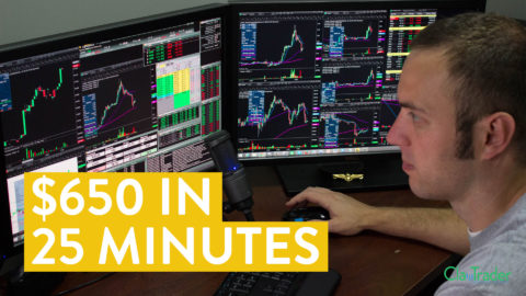 [LIVE] Day Trading | $650 in 25 Minutes