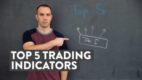 Top 5 Technical Indicators All Beginner Traders Should Use (Getting Started With Charts)