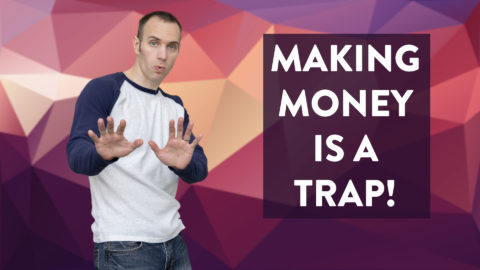Day Trading Stocks | How Making Money Can Be a Trap! (Use this Strategy)