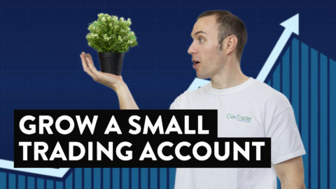 How to Grow A Small Stock Trading Account (with Proof!)