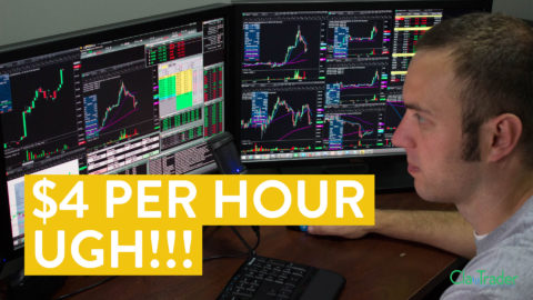 [LIVE] Day Trading | $4 Per Hour - Ugh!!! (Day Trader Truths...)